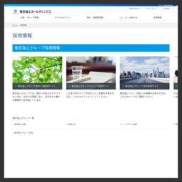東京海上ホールディングス [業種:保険 証券コード:8766]の採用情報
