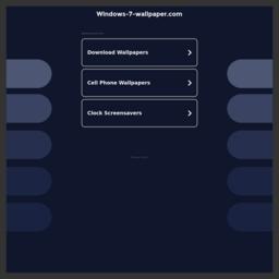Windows-7-HD wallpaper网站缩略图