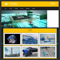 无锡3D动画设计 - 维兴艺术设计专业的三维仿工业与机械仿真自动化产线动画设计