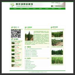 蜀桧苗网站缩略图