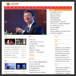 ynqb.net.cn的网站截图