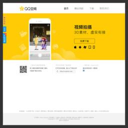 z.qzone.com的网站截图