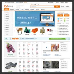 zhaoshang100.com的网站截图