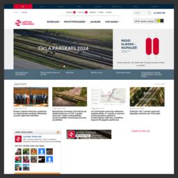拉脫維亞鐵路公司(LDZ)