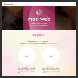 mariweb(まりうぇぶ)- 枚方市のホームページ制作