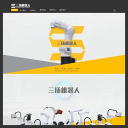 自动焊接机器人_六轴工业机器人_四轴机械手_多关节机器人_机器人品牌 - 三扬机器人