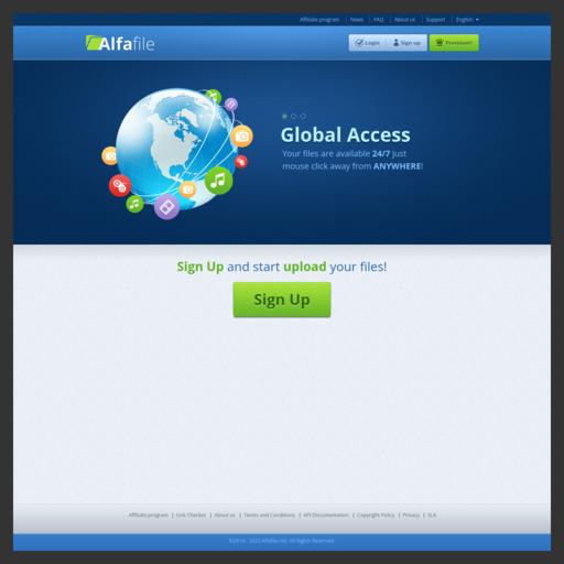 alfafile.net网站缩略图