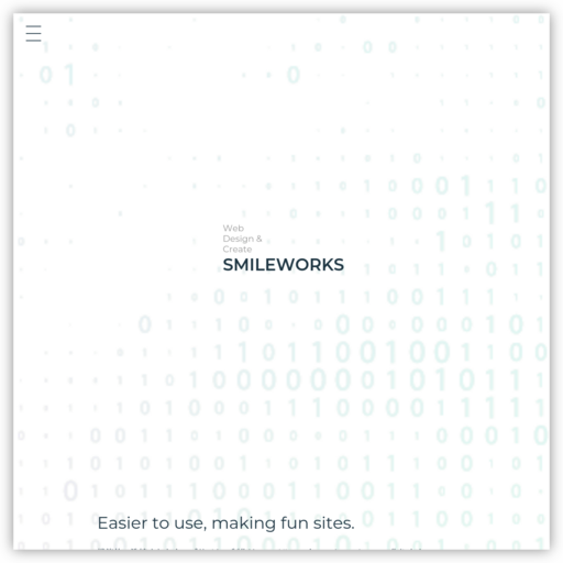 SOHOホームページ制作スマイルワークス