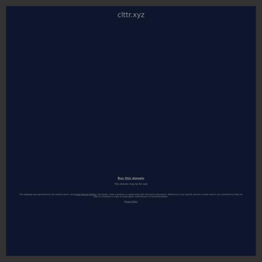 www.clttr.xyz网站缩略图