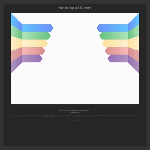 www.fanhaopu15.com网站缩略图