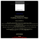 International cooking school tokyo