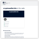 cryptowallet.biz