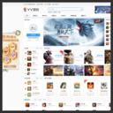 YY游戏-游戏大厅网站缩略图