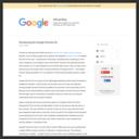 Official Google Blog: Introducing the Google Chrome OS
