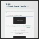 T R U - TonicRoomUmeda -