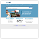 Web-capture - Online full length web site screenshots for free