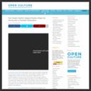 Open Culture学习网