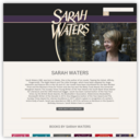 The Sarah Waters website