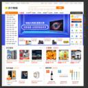 苏宁易购网站截图