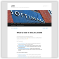 http://xsisupport.wordpress.com/2012/04/05/whats-new-in-the-2013-sdk/