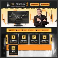 Edu-pension.com Screenshot
