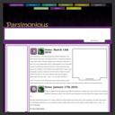 Parsimonious